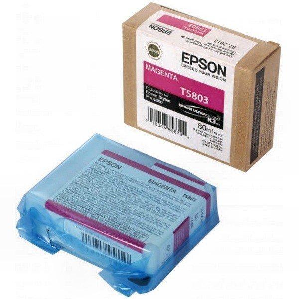 Картридж Epson C13T580300