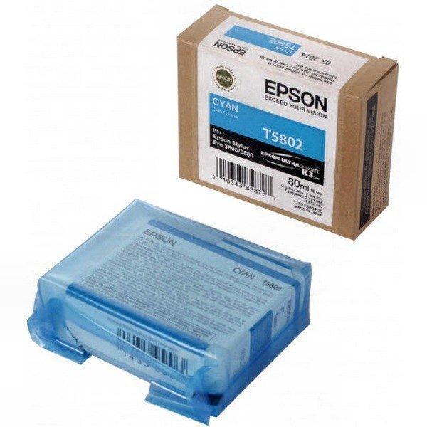 Картридж Epson C13T580200