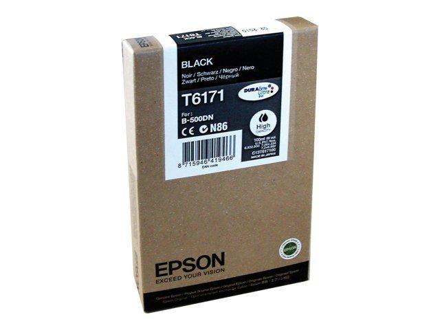 Картридж Epson C13T617100