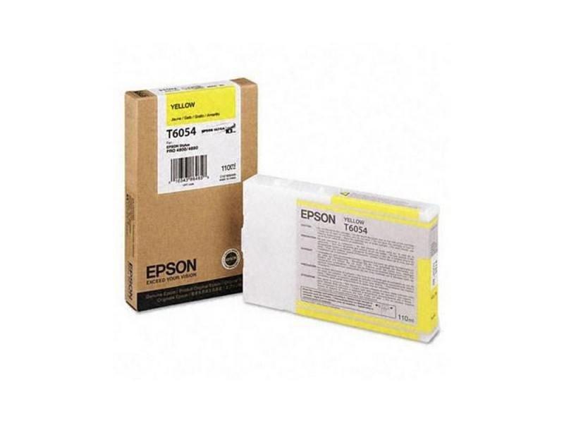 Картридж Epson C13T605400