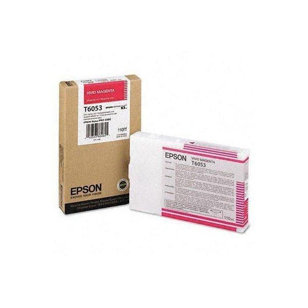 Картридж Epson C13T605300