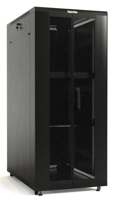 Шкаф Hyperline TTB-3268-DD-RAL9004