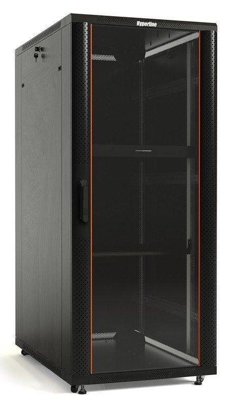 Шкаф Hyperline TTB-3266-AS-RAL9004