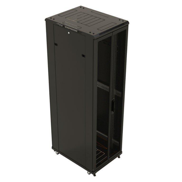 Шкаф Hyperline TTB-2261-DD-RAL9004