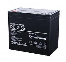 Аккумулятор Cyberpower RC 12-55