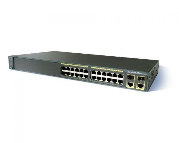 Коммутатор Cisco WS-C2960+48TC-L