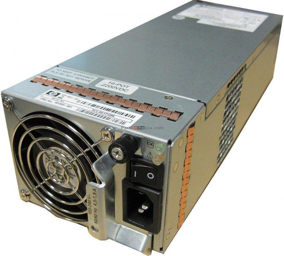 Блок питания HP 481320-001