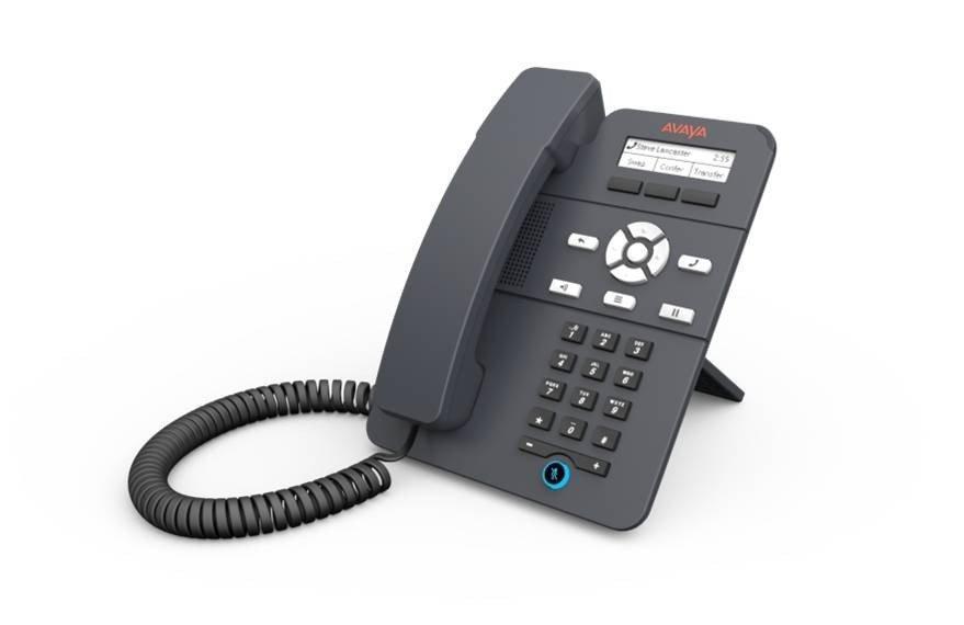 IP-телефон Avaya J129 (700512392)