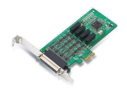 Плата MOXA CP-114EL-I-DB9M