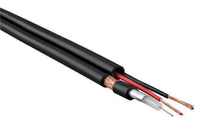 Кабель Hyperline COAX-F5981BV-250-500