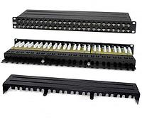 Патч-панель Hyperline PPHD-19-48-8P8C-C6A-110D