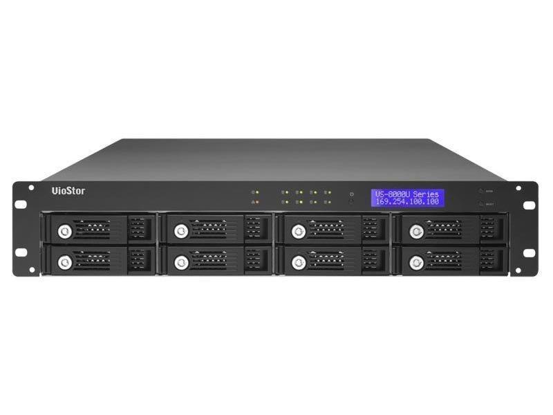 IP-видеорегистратор Qnap VS-8040U-RP