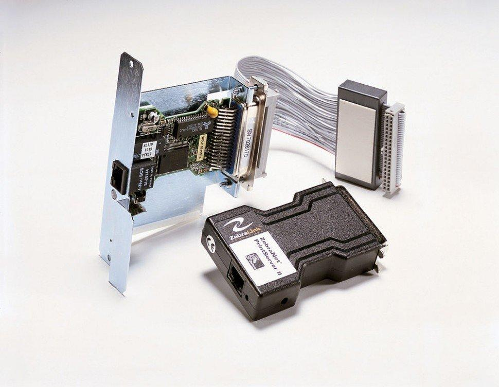 Принт-сервер Zebra P1037974-001