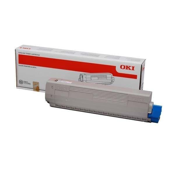 Картридж Oki 45862845 (45862814) (TONER-Y-MC873-10K-NEU)