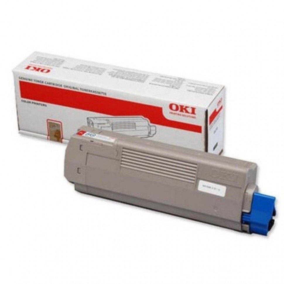 Картридж Oki 45862847 (45862816) (TONER-C-MC873-10K-NEU)