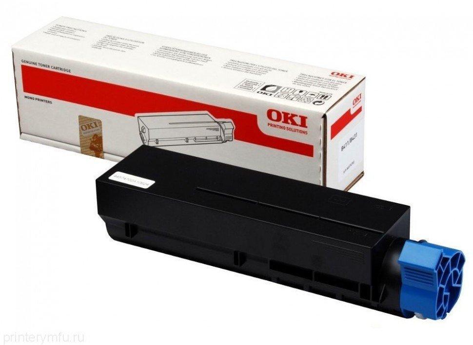 Картридж Oki 45807121 (45807111) (TONER-B432/512/MB492/562-12K-NEU)