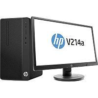 Компьютер HP 290 G2 MT + Монитор V214a (3ZD27EA)