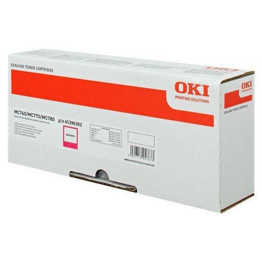 Картридж Oki 45396302 (TONER-M-MC760-70-80-6K)