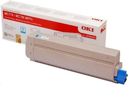 Картридж Oki 45396203 (TONER-C-MC770-80-11.5K)