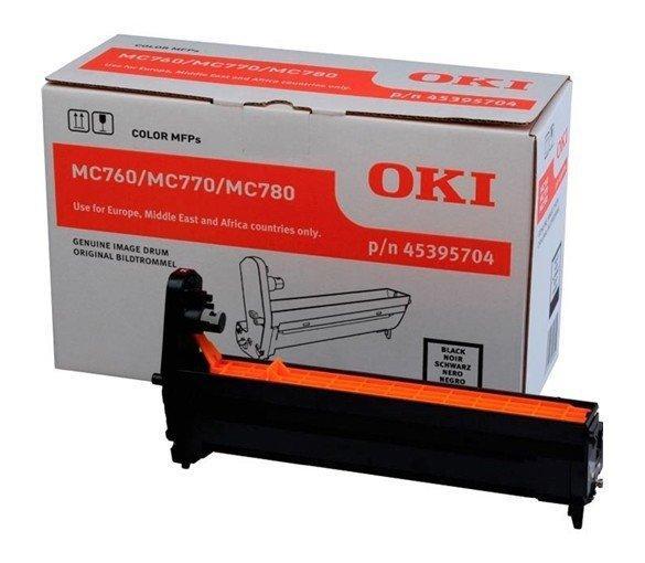 Картридж Oki 45395704 (EP-CART-K-MC760-770-780)