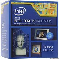 Процессор Intel Core i5 4590 (BX80646I54590)