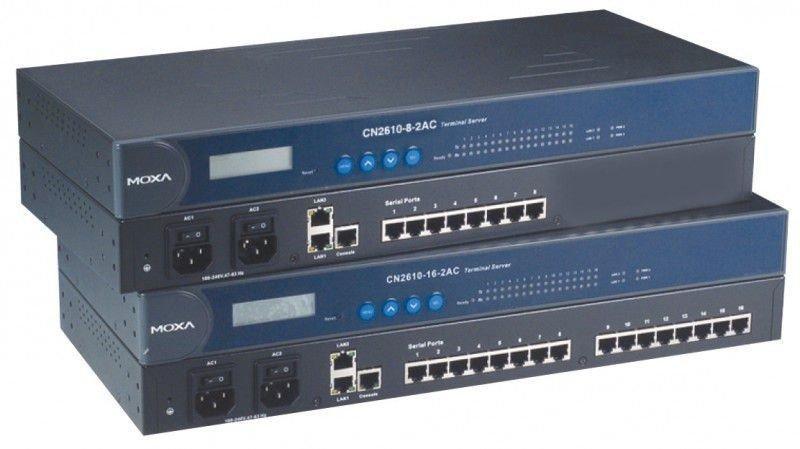 Сервер MOXA CN2650I-16-2AC