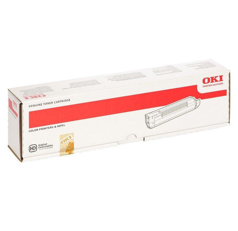 Картридж Oki 44643005 (44643001) (TONER-C801/C821-Y-NEU)