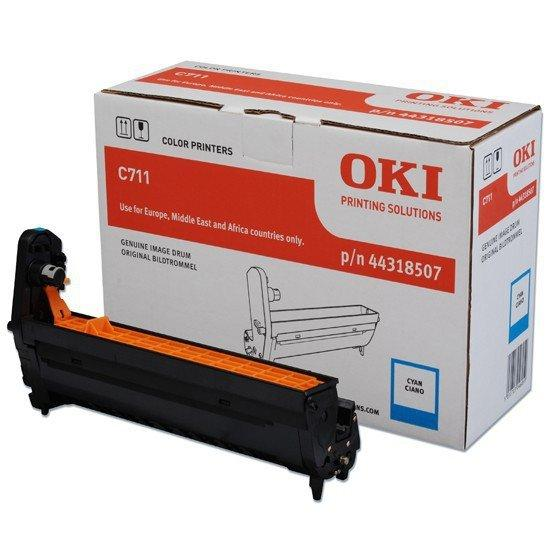 Картридж Oki 44318507 (EP-CART-C-C711 )