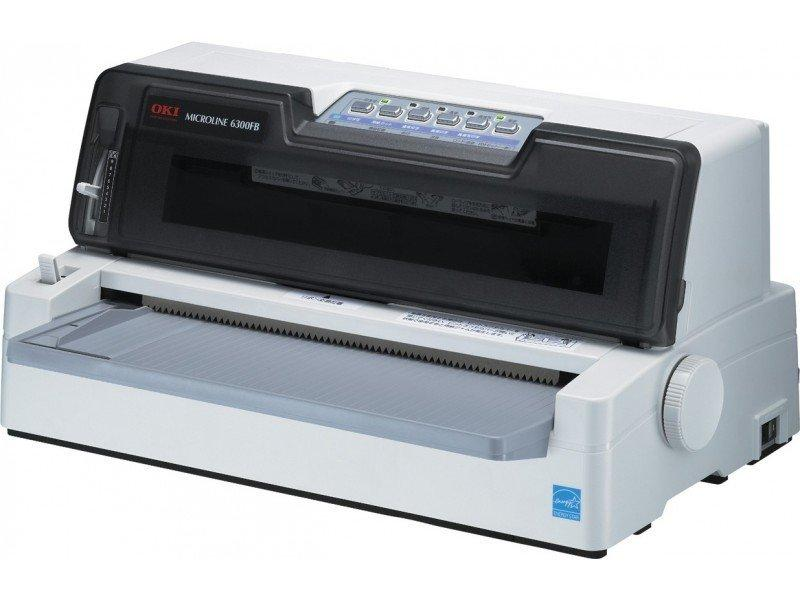 Принтер Oki ML6300FB 43490003 (ML6300FB-EURO-SC)