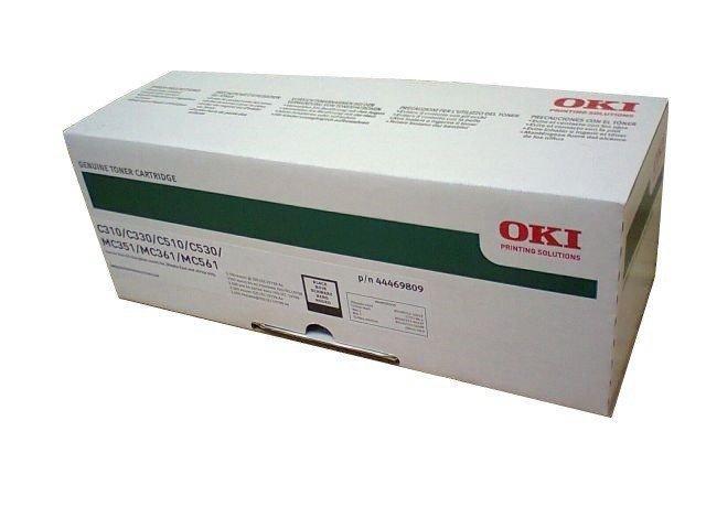 Картридж Oki 44469809 (44469803) (TON-K-C310-331/510-531/MC351-562-3.5-NEU)