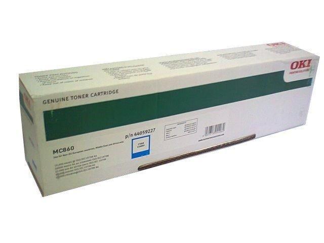 Картридж Oki 44059227 (44059211) (TONER-C-MC860-10K-NEU)