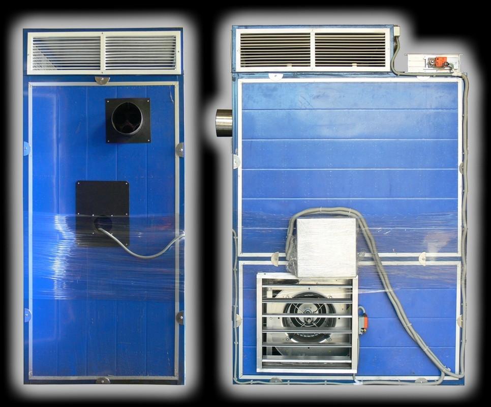 Теплогенератор AGT-200 (246 кВт)