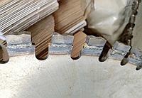 Сегментный диск АОСК 900