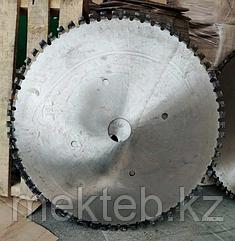 Изготовление отрезных дисков с алмазными сегментами