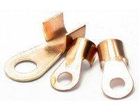 Клемма кольцо медь 400А