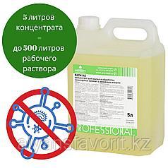 Bath DZ- средство для мытья и дезинфекци унитазов и сантехники- концентрат. 5 литров. РФ