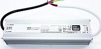 Трансформатор (драйвер) 100W для наружного применения IP65. Драйвер LED 100W  DC12 IP67