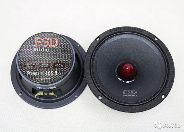 Динамики FSD Audio Standart 165 B