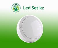 Светодиодный светильник SPB-7-12-R антивандальный IP65 12Вт 1140лм 5000К 145x65 круглый
