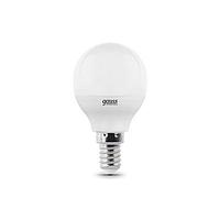 53126    Gauss лампа LED Elementary Globe 6W E14 4100K