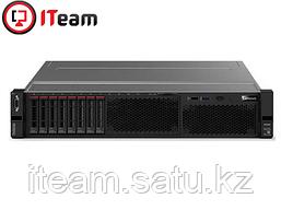 Сервер Lenovo SR590 2U/1x Silver 4210 2.2GHz/16Gb/3x600Gb