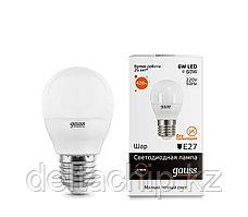 53216    Gauss лампа Elementary Globe  6W E27  2700K