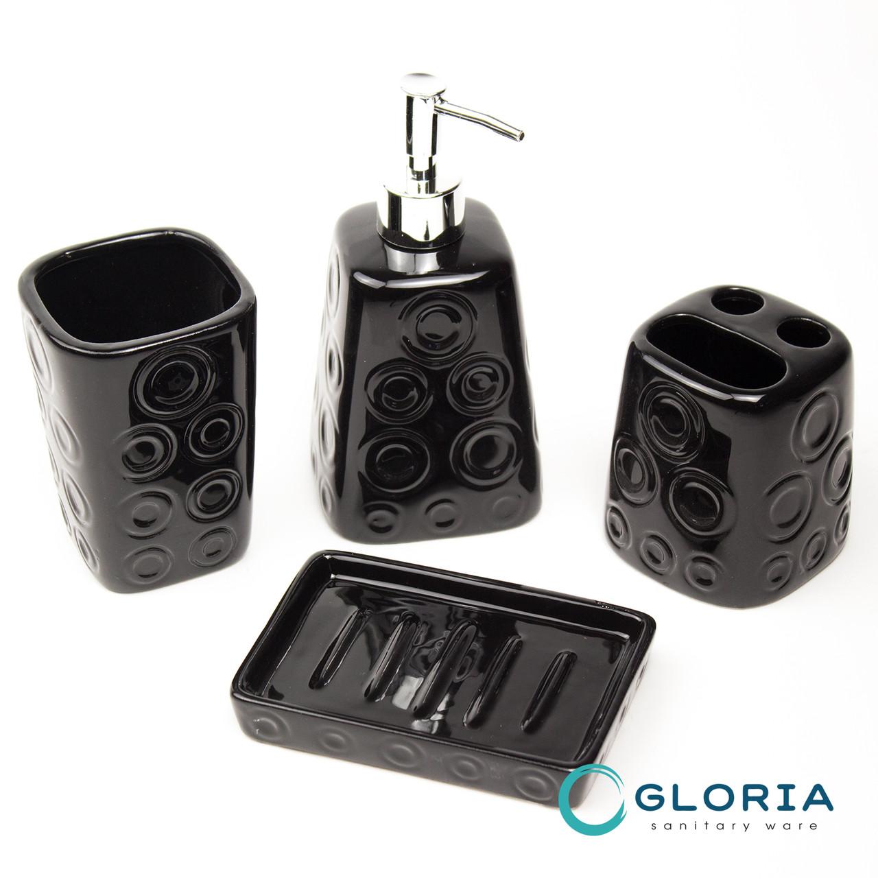 Керамический набор для ванной комнаты GL701