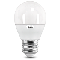 53226    Gauss лампа Elementary Globe  6W E27  4100K