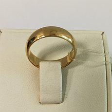 Обручальное кольцо - 15,5 размер