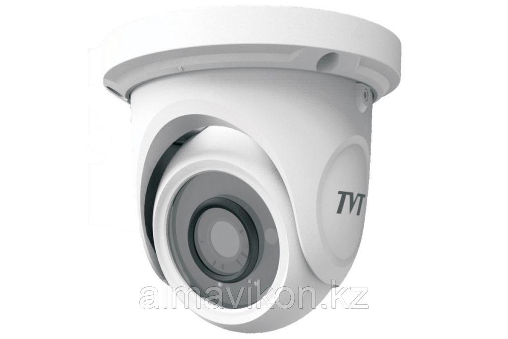 Видеокамера цветная купольная AHD 4mp TVT TD-7544AE