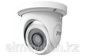 Видеокамера цветная купольная AHD 5mp TVT TD-7554AE1