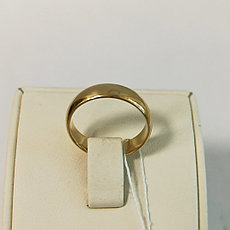 Обручальное кольцо - 16,5 размер