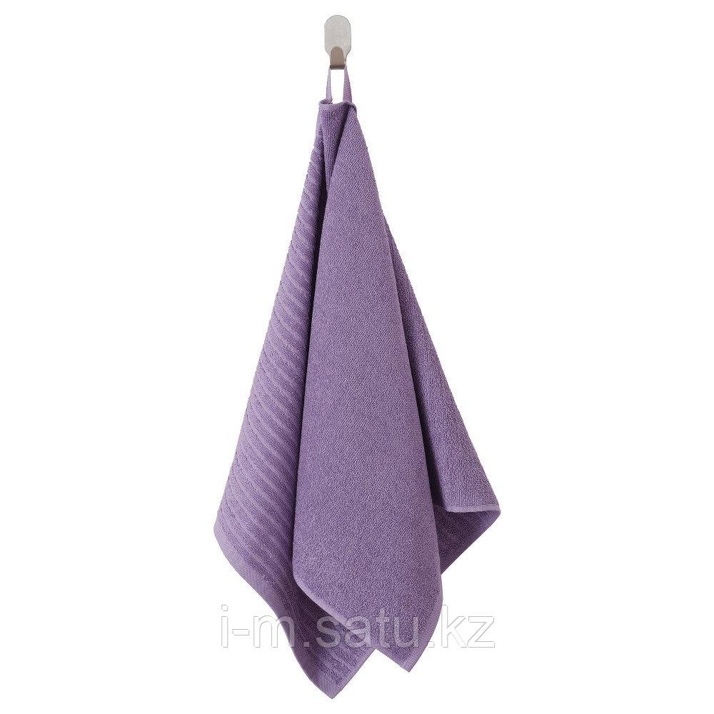 ВОГШЁН Полотенце, фиолетовый