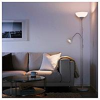 НУТ Торшер, читальная лампа белый белый, фото 1